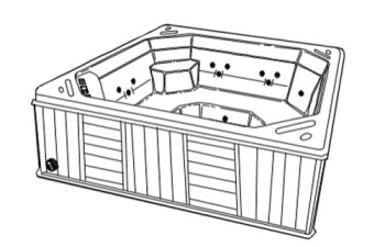 Order Replacement Parts for Jacuzzi H850000; Z140 / 340