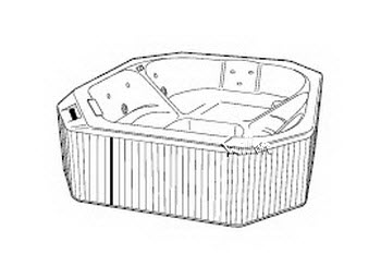 Order Replacement Parts for Jacuzzi H890000; Lexus Select