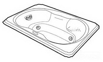 Order Replacement Parts for Jacuzzi M250; Bellavista 5 (R