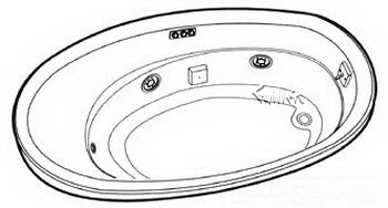 Order Replacement Parts for Jacuzzi N865000; Riva 6 (R