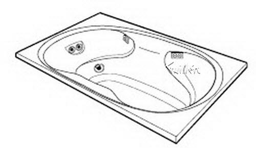 Jacuzzi Bath Repair Parts Jets AccuPro / BMH Jets