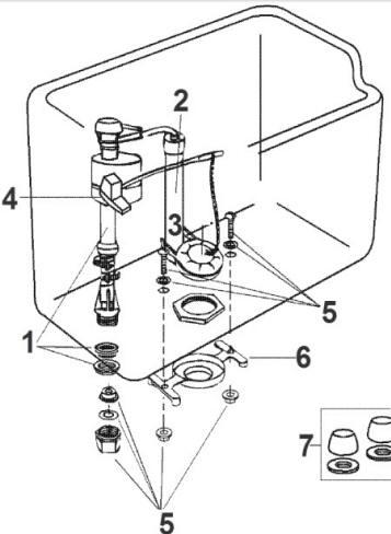 Jacuzzi Toilet Parts Lowe S