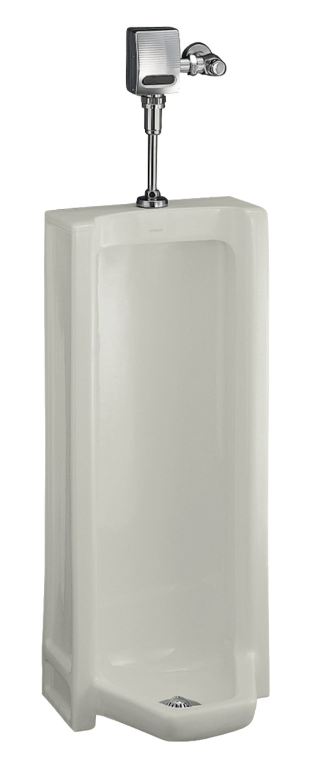 hight resolution of kohler k 4920 t branham tm urinal with top spud