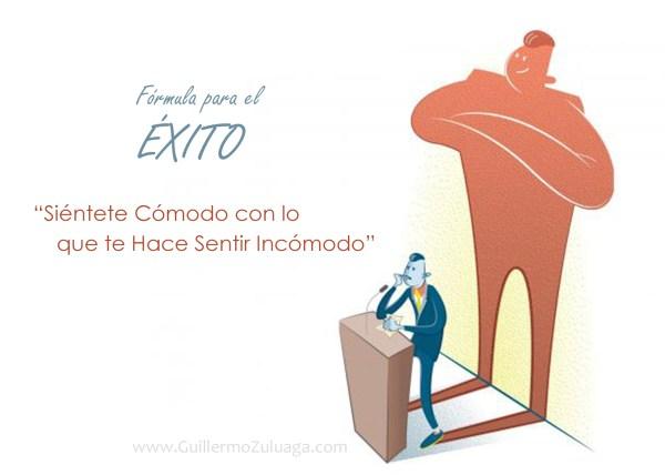 Siéntete Cómodo con lo que te Hace Sentir Incómodo - Guillermo Zuluaga