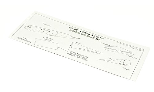804 Assembly Instructions