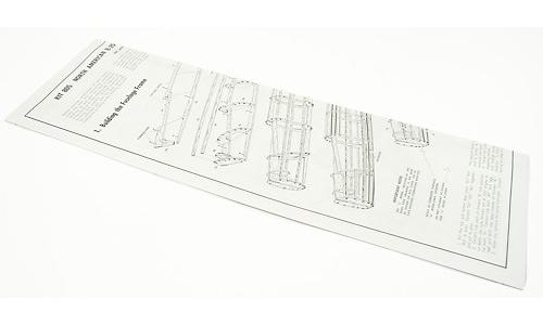 805 Instructions Sheet