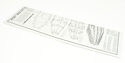 807 Instructions Sheet