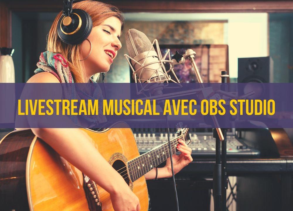 livestream obs studio facebook instagram youtube twitch live musical