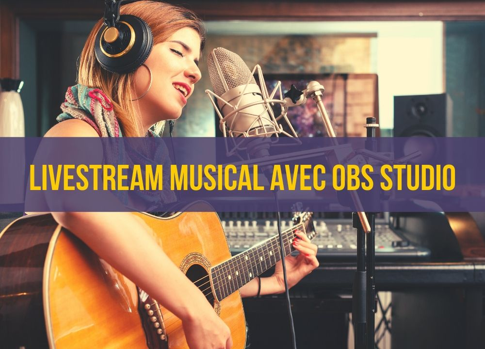 livestream obs studio facebook instagram youtube twitch live musical