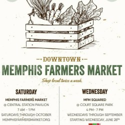 Downtown Market Dates
