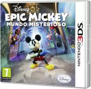 epic mickey cover