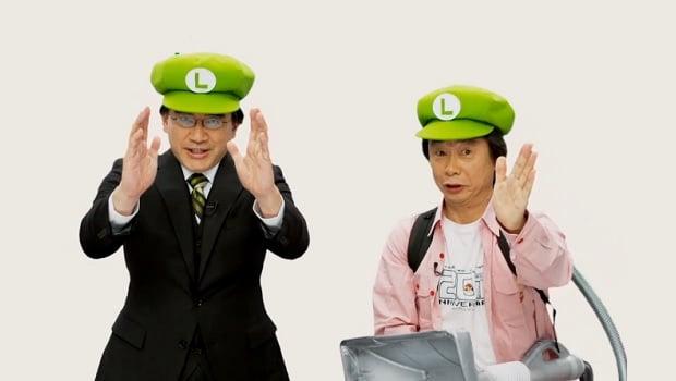 iwata miyamoto luigi