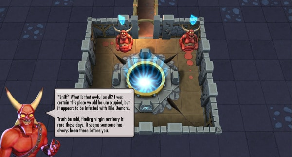 dungeon keeper movil 2