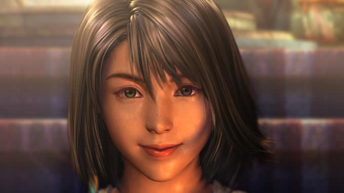 final fantasy x HD yuna