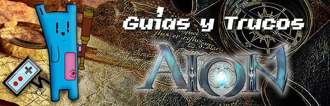 ARTICULO GUIAS Y TRUCOS AION