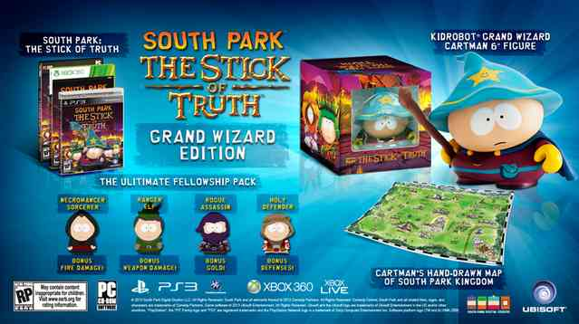 south park grand wizard edition