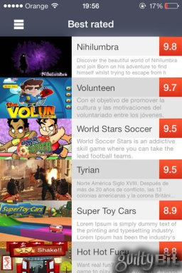 app sila games movil guiltybit 3