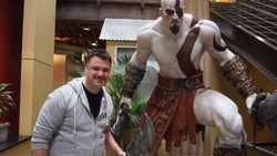 Todd Papy god of war 3