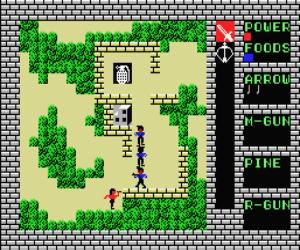 Rambo MSX