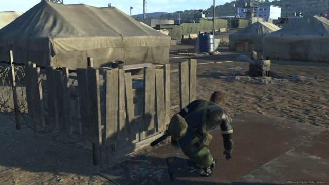Ground Zeroes Xbox 360