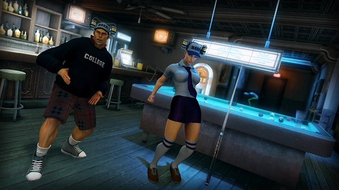 Saints Row IV College Daze