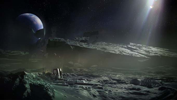 Destiny entorno
