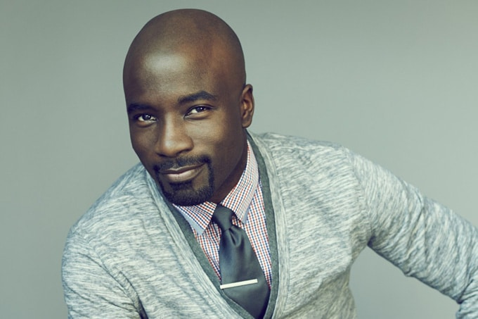 Mike Colter Halo Interior