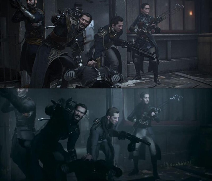 The Order 1886 downgrade