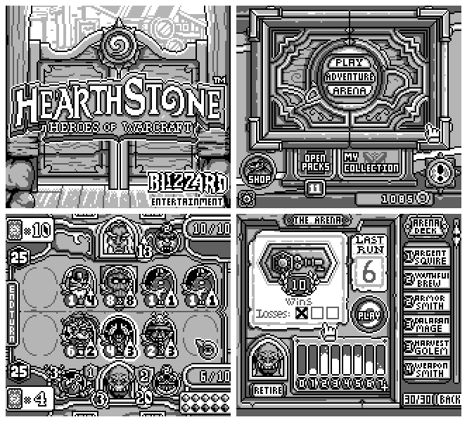 hearthstone Game Boy 1