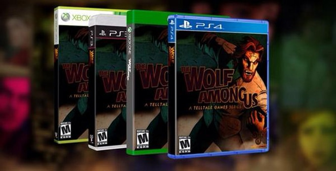 The Wolf Among Us Fisico Interior