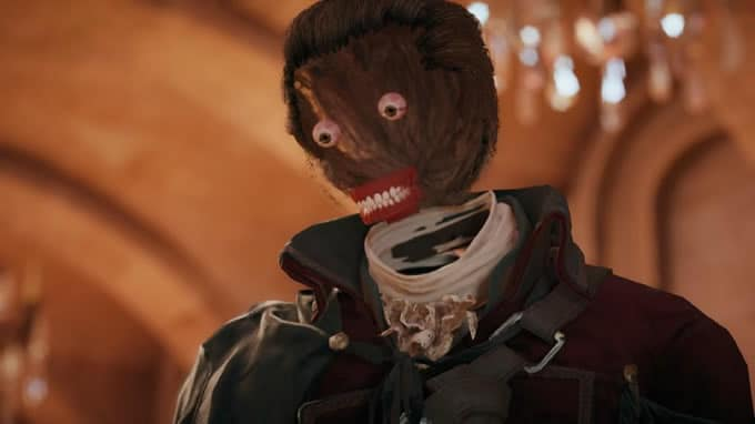 assassin's creed unity bug