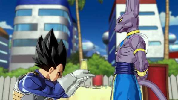 dragon ball xenoverse battle of god 3