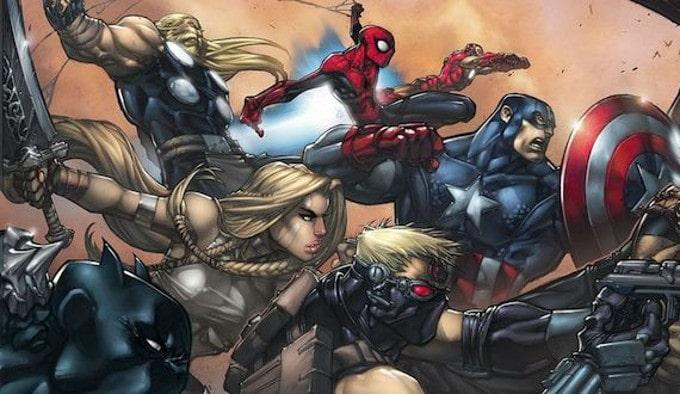 Rumor: Spiderman podría aparecer en Los Vengadores 3