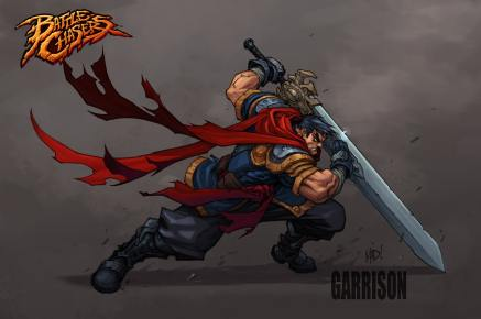 Battle Chasers Galeria 3