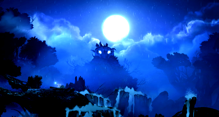 Ori and the blind forest Kuro