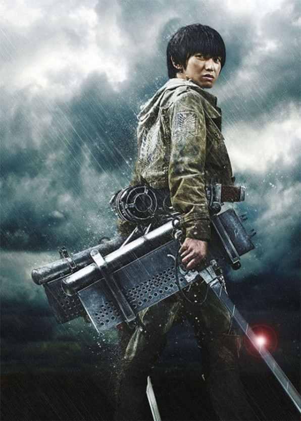 Kanata Hongo como Armin