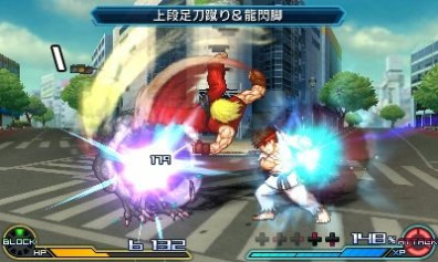 project x zone 2 gameplay 2