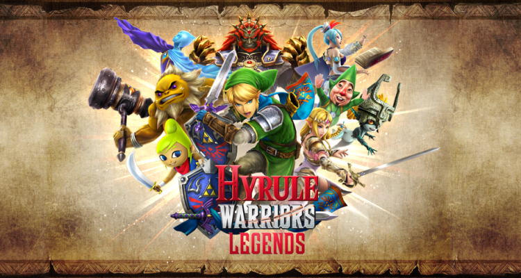 E3 2015 - Hyrule Warriors Legends confirmado para Nintendo 3DS