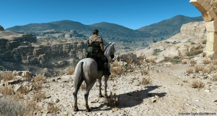 Metal Gear Solid V: The Phantom Pain de regalo al comprar una Nvidia GTX