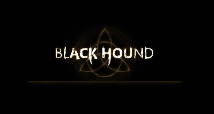 black hound logo