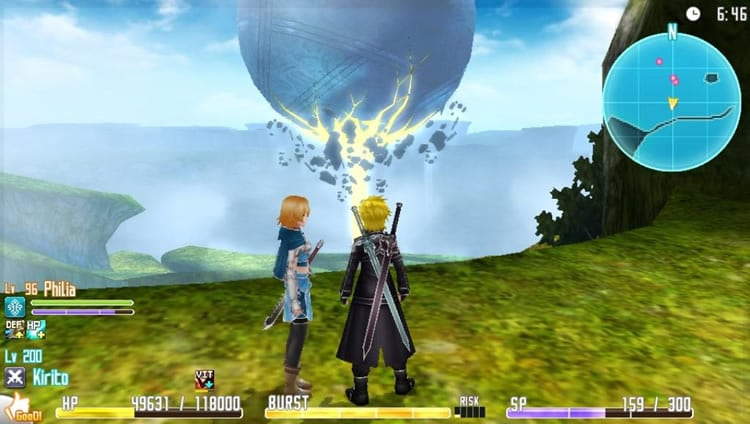 re hollow fragment 4