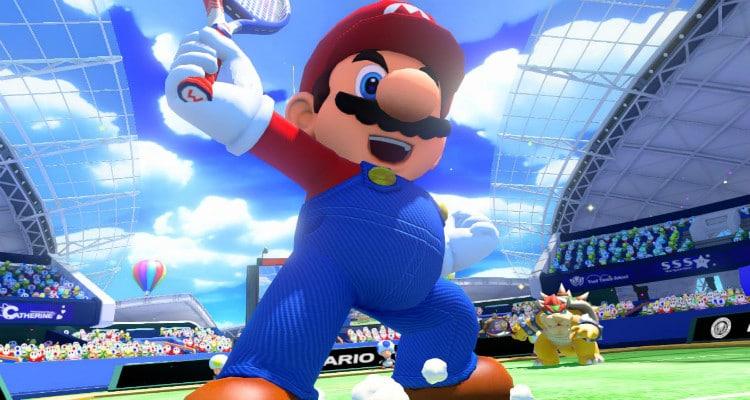 Mario Tennis: Ultra Smash ya tiene fecha de salida