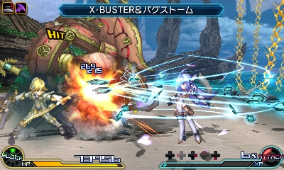 Project X Zone 2 personajes (15)