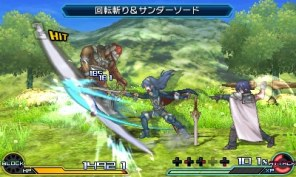 Project X Zone 2 personajes (4)