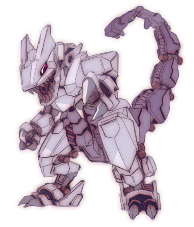 pokemon zoid 1