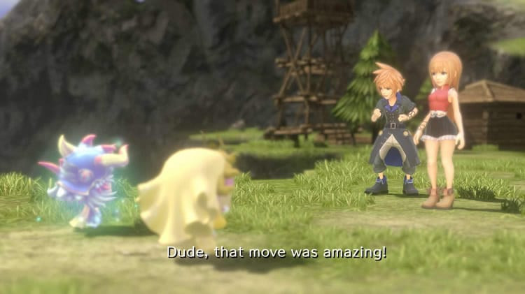 world of final fantasy 9