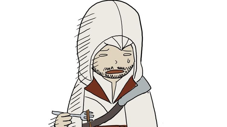 assassin's creed humor