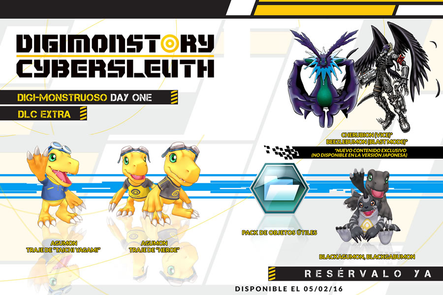 digimon story cyber sleuth day one edition