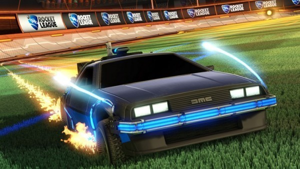 Batmóvil Rocket League