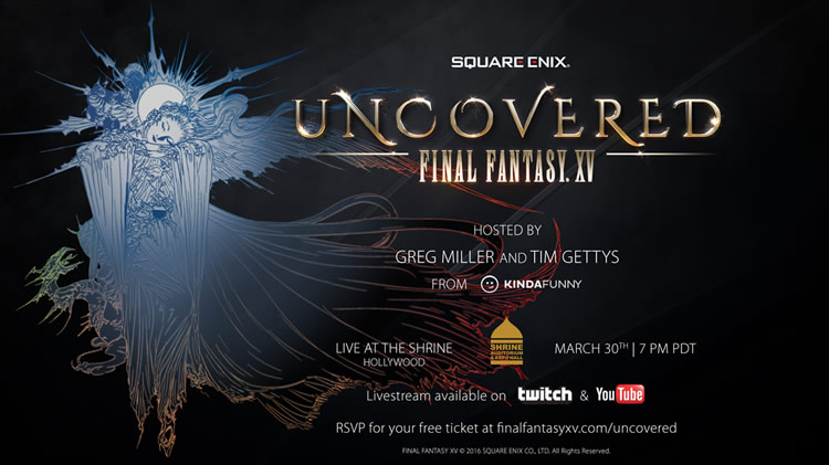 uncovered final fantasy directo